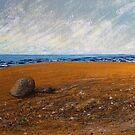 Japanese Beach by J J  Everson