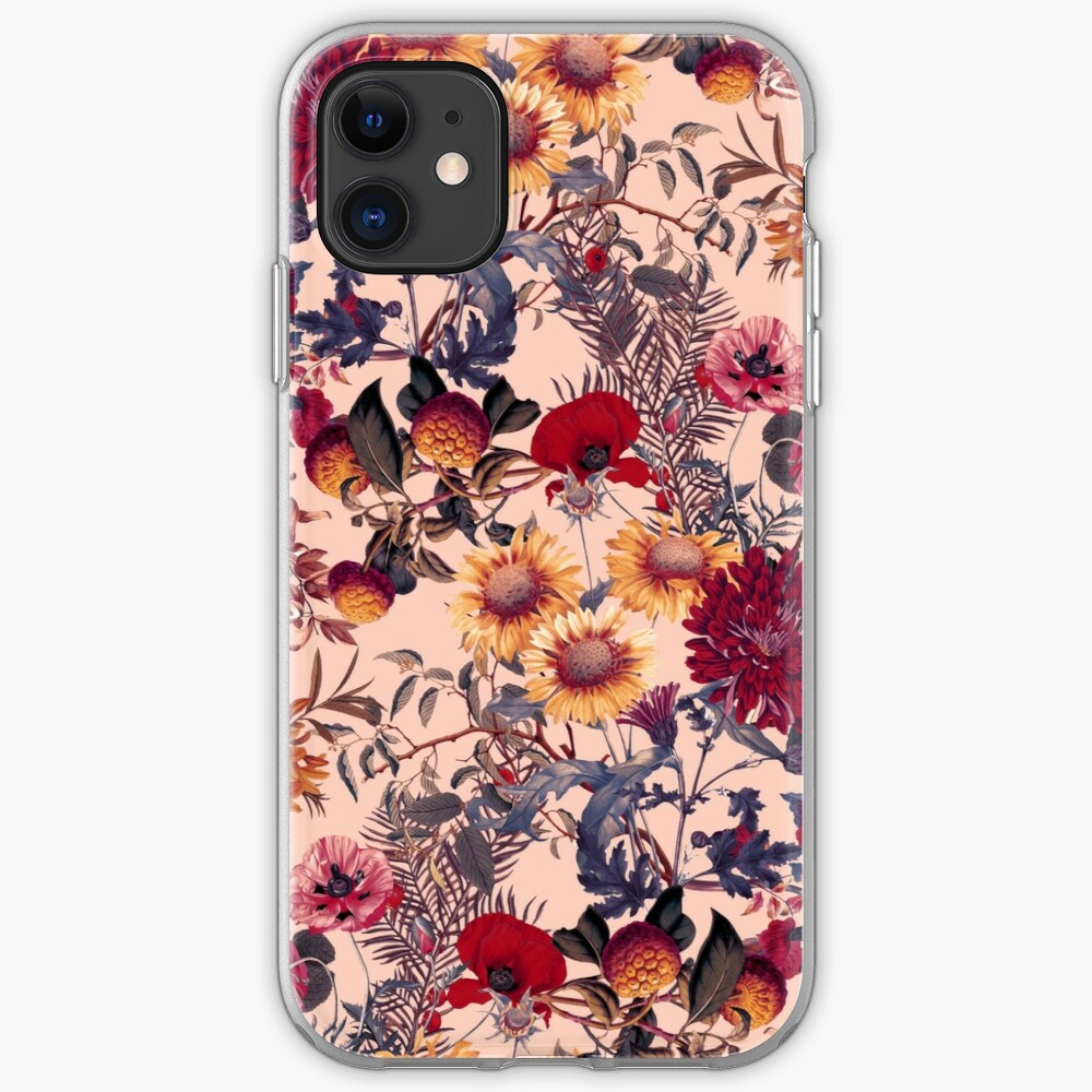 Midnight Garden IV - I iPhone Case & Cover