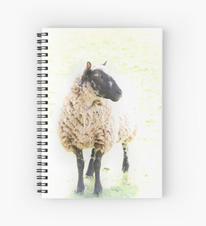 Elegant Ungulate Spiral Notebook