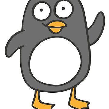 Penguin by Pferdefreundin
