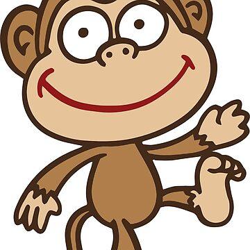 Monkey by Pferdefreundin