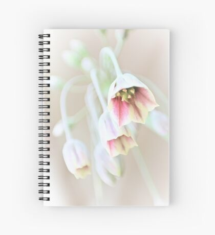 Sicilian Honey Lily Spiral Notebook