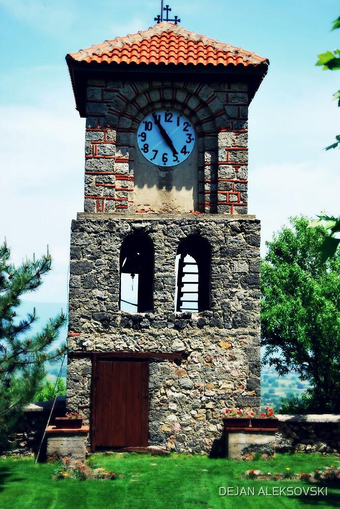 Tower by DEJAN ALEKSOVSKI