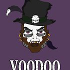 The Voodoo King by Kenneth Shinabery