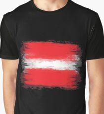 Latvia Flag Riga Latvijas Graphic T-Shirt