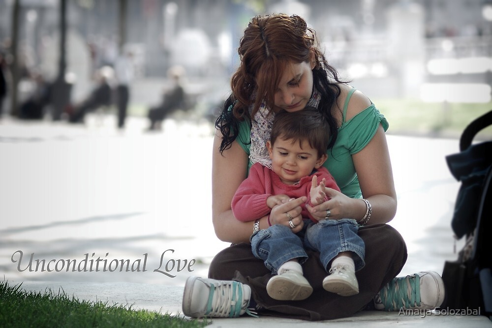 Unconditional Love by Amaya Solozabal