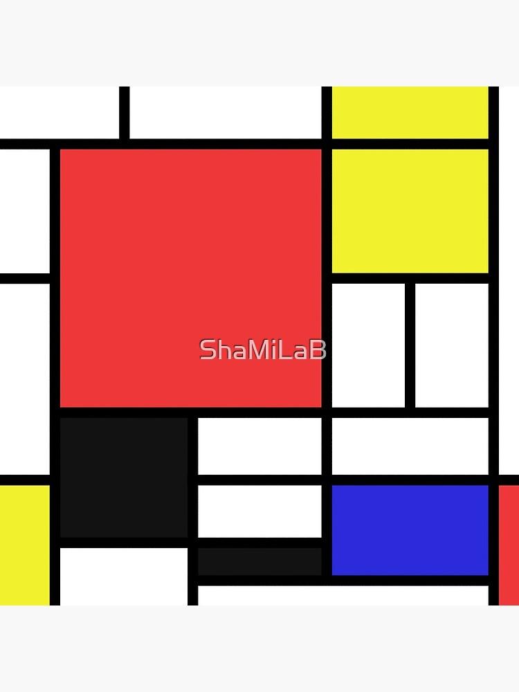 Mondrian by ShaMiLaB