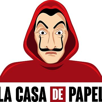 La Casa de Papel - Dali Mask by hansk87