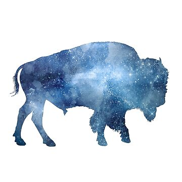 Bison by GwendolynFrost