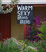 Sexy bread by fourthangel
