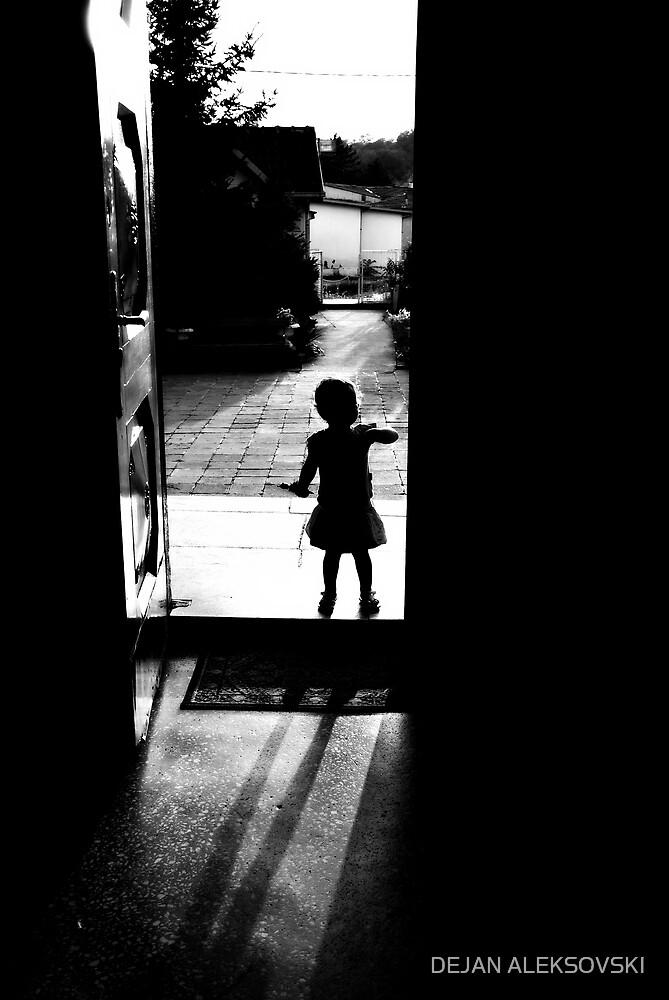 Sweet and scary by DEJAN ALEKSOVSKI
