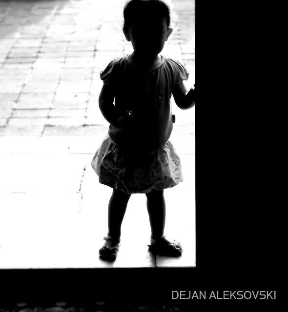 I am gonna catch you mommy by DEJAN ALEKSOVSKI