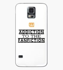 Addiction to the fanfiction Case/Skin for Samsung Galaxy