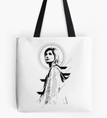 The 13th Doctor Tote Bag