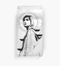 The 13th Doctor Duvet Cover