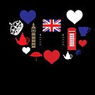 Union Jack The United Kingdom Flag Trademarks Gift by Reutmor
