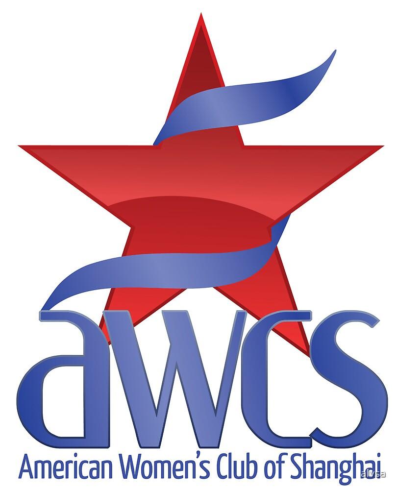 American Women's Club of Shanghai Logo by alvsa