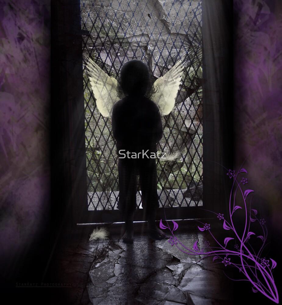 """""""The Angel In My Doorway"""" by StarKatz"""