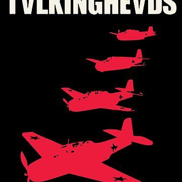 Talking Heads by droppedpiano