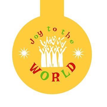 Joy To The World - Choir by miniverdesigns
