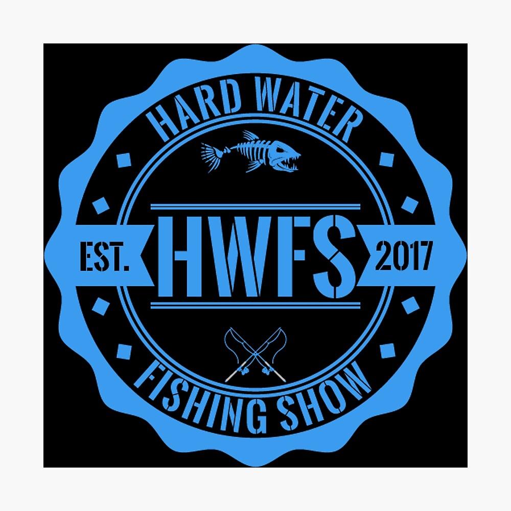 Hard Water Fishing Show - Merch Photographic Print