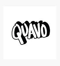 Quavo Photographic Print