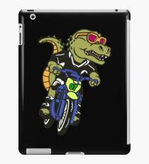 T-Rex Motocross iPad Case/Skin