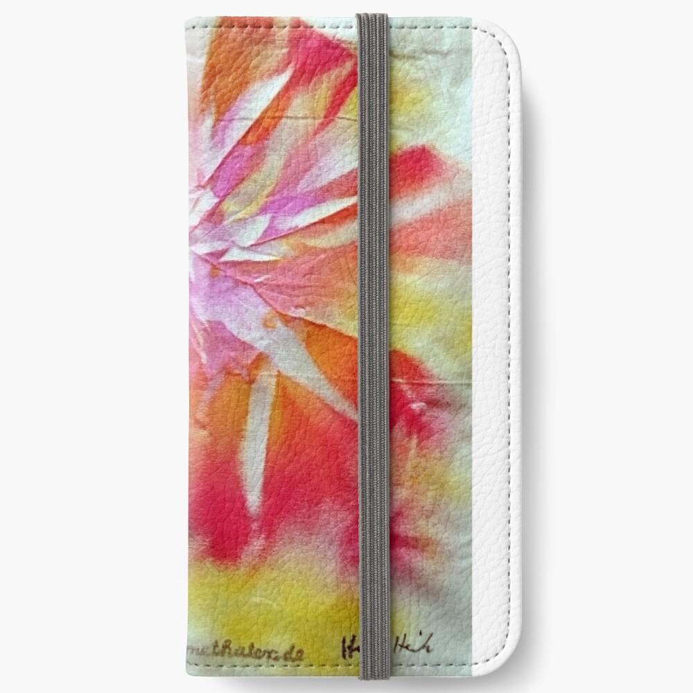Batik 2 iPhone Flip-Case