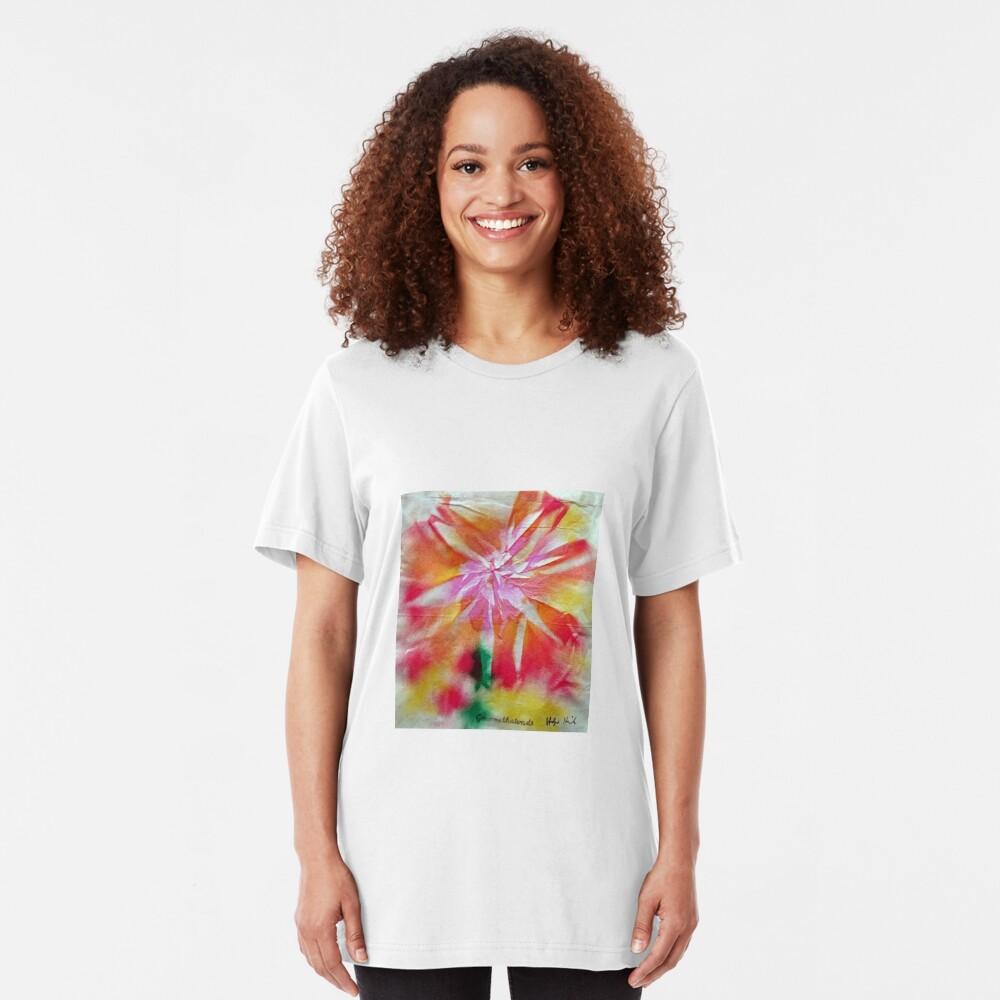 Batik 2 Slim Fit T-Shirt