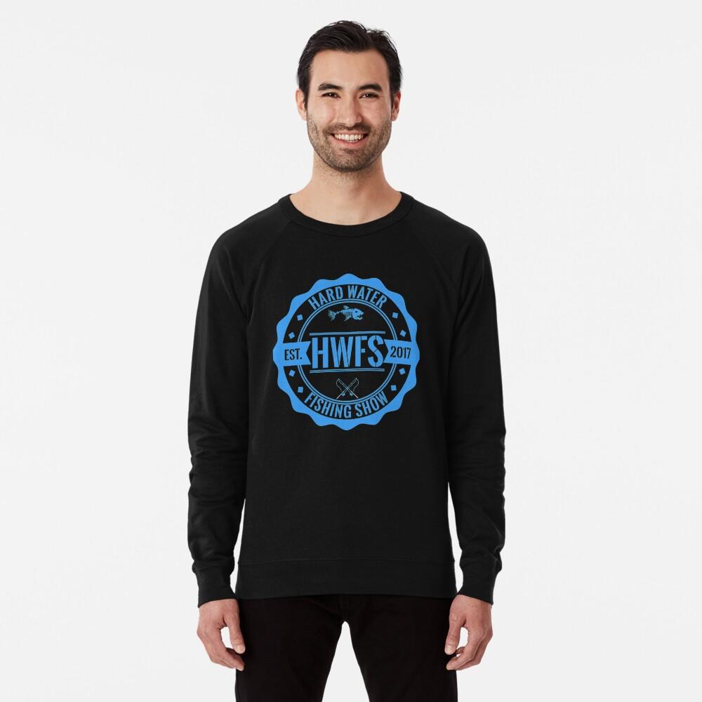 Hard Water Fishing Show - Merch Lightweight Sweatshirt