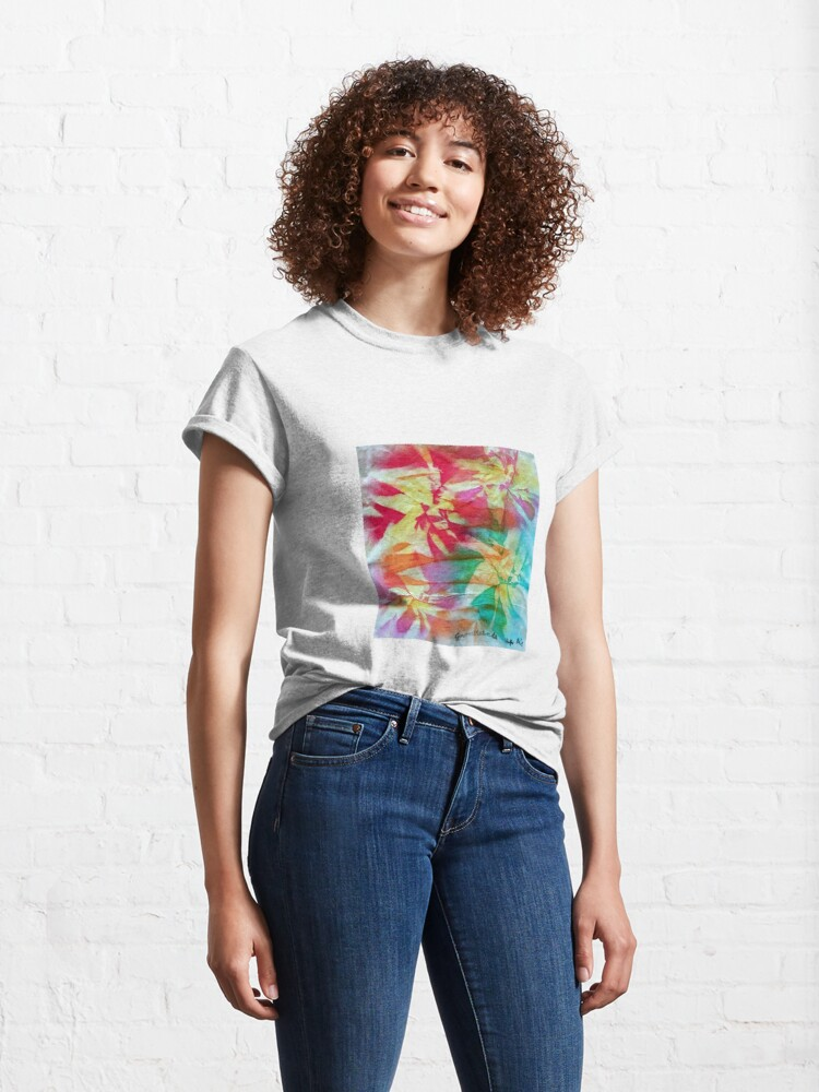 Alternative Ansicht von Batik 4 Classic T-Shirt