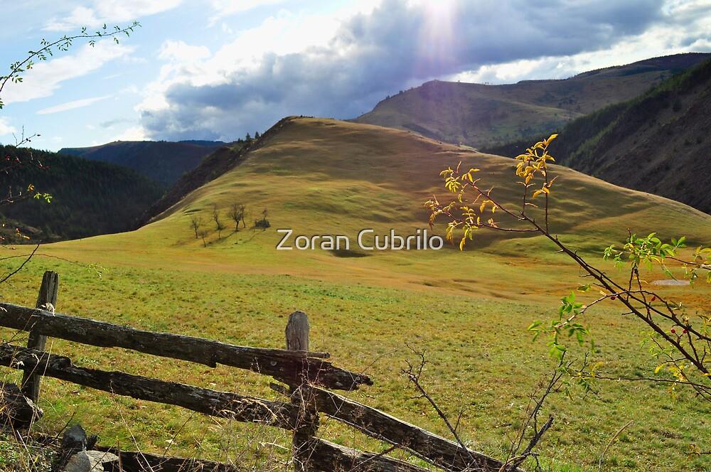 A little known part of mountain Zlatibor - Neki malo drugciji Zlatibor by Zoran Cubrilo