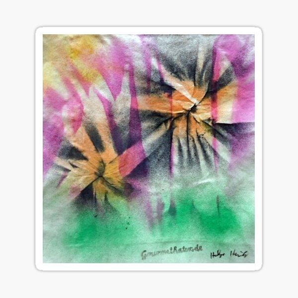 Batik 5 Sticker
