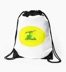Hezbollah Drawstring Bag