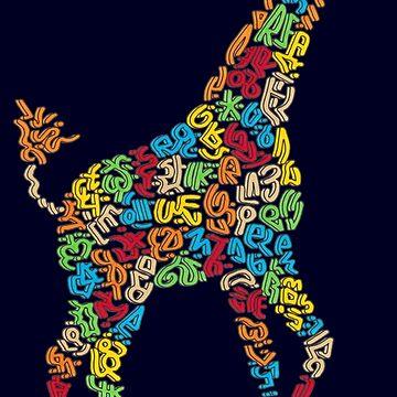 Giraffe by Karotene