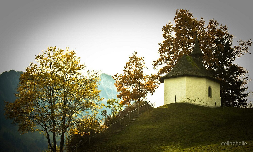 Chapelle by celinebelle