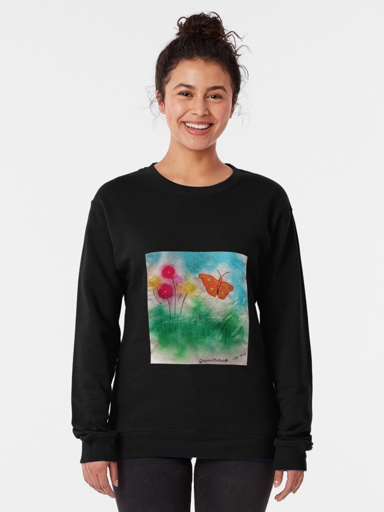 Alternative Ansicht von Wiese Pullover