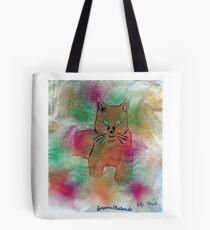 Picture cat Tote Bag