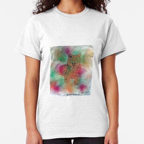 Bild Katze Classic T-Shirt