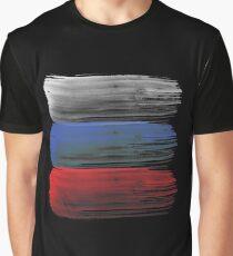 Slovenia Flag Ljubljana Graphic T-Shirt