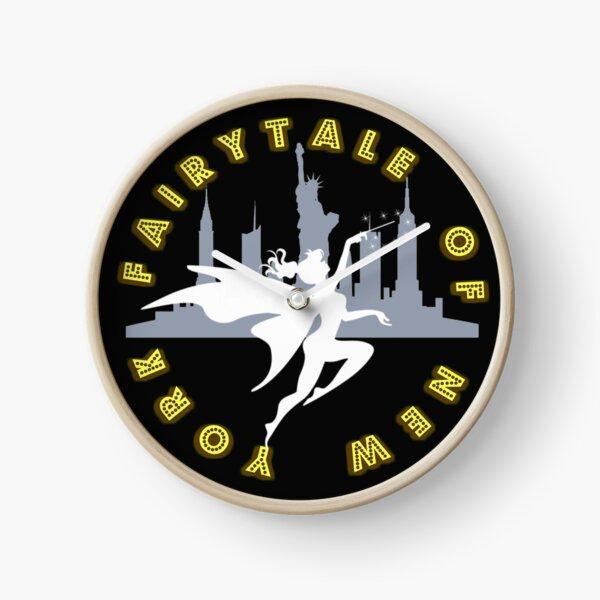 Fairytale Of New York Clock