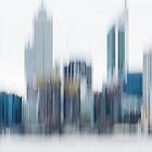 Cityscape by metriognome