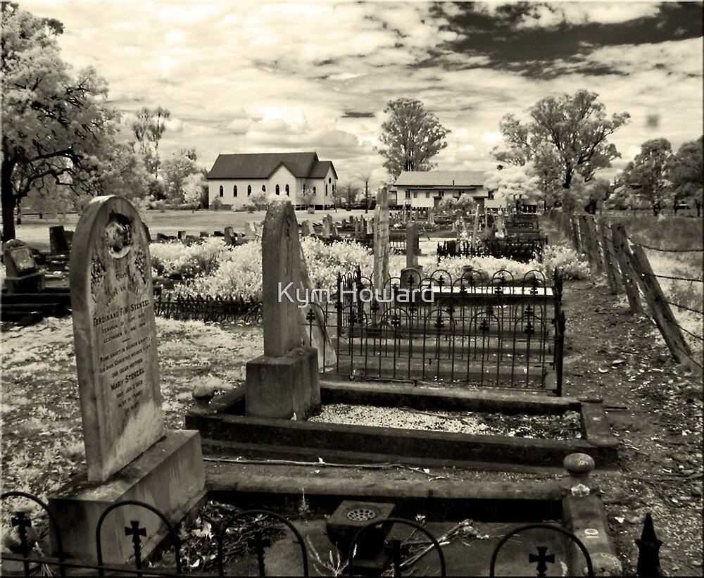 Cemetery by Kym Howard