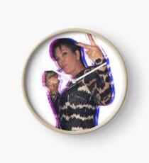 Trippy Kris Jenner Clock