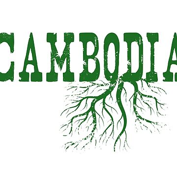 Cambodia Roots by surgedesigns