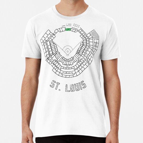 Busch Stadium Premium T-Shirt