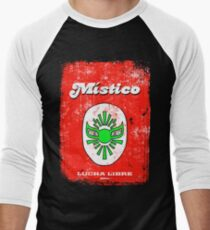 Místico Baseball ¾ Sleeve T-Shirt