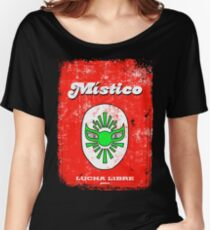 Místico Women's Relaxed Fit T-Shirt