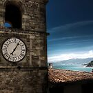 The Clock Tower by Luis Lacorte