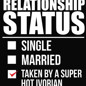 Relationship status taken by super hot Ivorian Ivory Coast Valentine's Day by losttribe